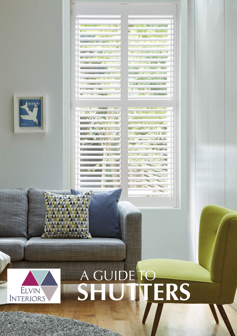 Download our Plantation Shutter brochure